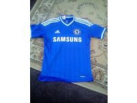 Boys Chelsea Football Shirt and Shorts