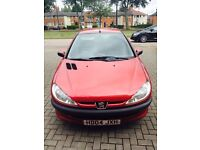 Peugeot 206 1.4 Diesel Great Condition