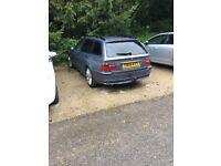 BMW e46 touring 318i