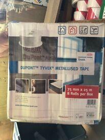 De pout metallised tape 15 boxes
