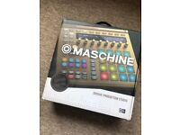 Native instruments maschine mkii limited edition