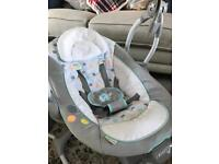 Ingenuity Candler ConvertMe Baby Swing-2-Seat