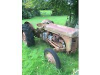 Vintage Ferguson Tractor