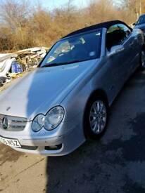 2006 (06) Mercedes-Benz CLK280 3.0 7G-Tronic Elegance