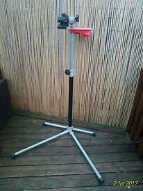 Bicycle workstand.