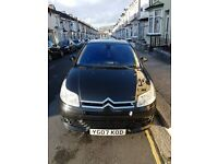CITROEN C4, 2.OHDI VTR+, 13 MONTH MOT, 96800 MILES, 6 SPEED, TURBO DIESEL, GOOD SPEC
