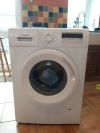 Bosch washing machine (spares or repair)