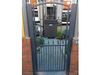 Metal gates security gates gate repairs lock repairs driveway gates wrought iron handrails
