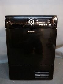 Hotpoint condenser Dryer TCD970/FS19761, 3 month warranty, delivery available in Devon/Cornwall