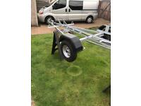 Single motorbike trailer for sale..