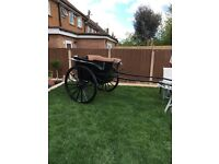 Horse governors cart