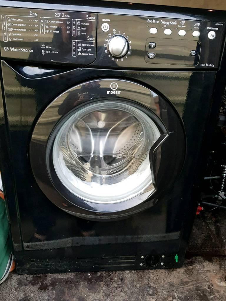 8kg indesit washing machine