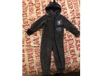 Baby Boys All-in-One Suit 12-24 months