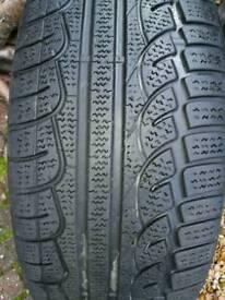 2 van tyres 225 55 17