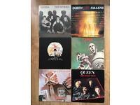 Queen vinyls LPs