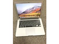Apple MacBook air 13 inch, Mid 2012, 1.8Ghz i5 Processor, 4GB Ram, MS Office 2016, in good condition