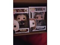 Funko pop american horror story and orphan black