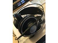 AKG 702 Reference Studio Headphones in new condition