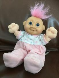 Original '90s Russ Troll doll
