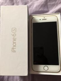 iPhone 6S 64GB Unlocked Gold (New Apple Battery)