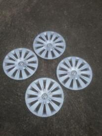 Volkswagen Golf Wheel trims