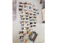 WWF Figures 40 + Accessories
