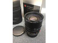 Leica 75mm f2 Summicron Mint-