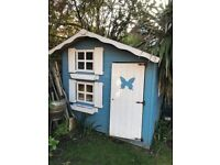 Lovely play house wendy house