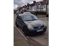 Renault Clio 1.2 16v 2004