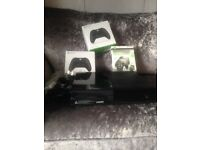 xbox one 500g brand new controllers and docking station