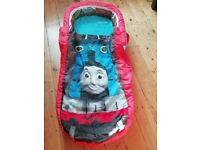 Thomas Tank Engine Ready Bed