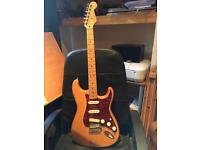 Customised Fender Stratocaster