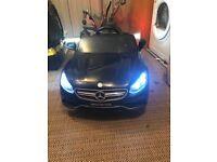Mercedes AMG electric car
