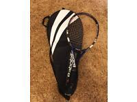 Babolat Tennis Racket- Drive Z-Lite, 255 grams, grip size 4 1/4