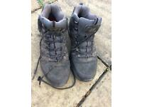Walking boots size 9