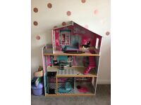 Barbie house -
