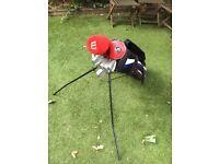 Golf clubs bag / trolley