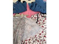 Girls clothes aged 3-4 Next and M&S