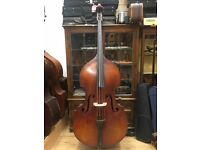 Karl Hofner 3/4 German Double Bass w/ pickup
