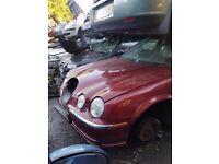 2003 JAGUAR S TYPE 3.0 AUTO BREAKING FOR PARTS