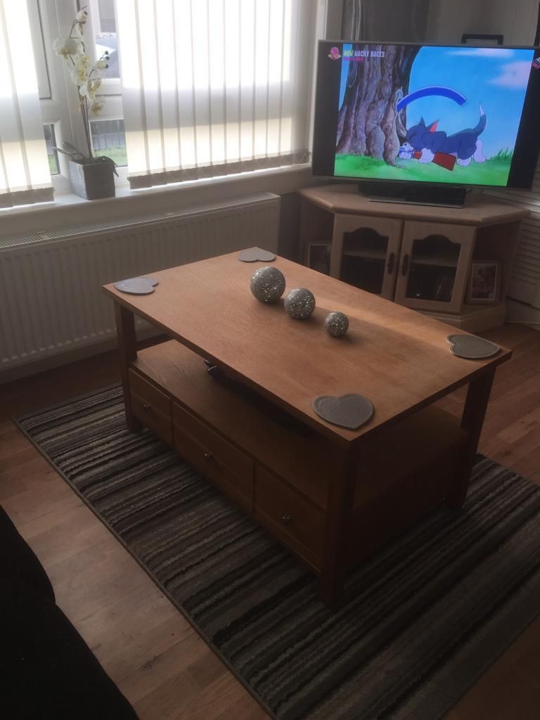 Next wooden table