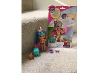 Coralee Shoppies Doll