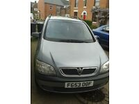 Vauxhall Zafira 2.2 Elegance, Double Sunroof, Digital Aircon, Low Mileage.