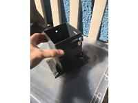 Fence post support bracket x 6
