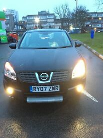 Very Immaculate Nissan Qashqai 2.0 Tekna CVT 4wheel drive 5door