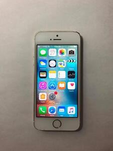 TELUS/KOODO Gold 16GB iPhone 5S (A- Condition) -- BUY LOCAL!! -- [2466]
