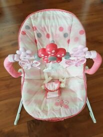 Fisher Price Pink Bouncer