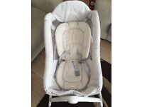 Graco Little Lounger, as good as new with box