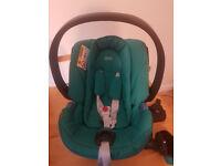Baby Car Seat Cybex Aton + Mamas and Papas Armadillo Flip / Flip XT car seat adaptors