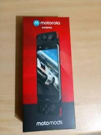 Moto mods Gamepad brand new